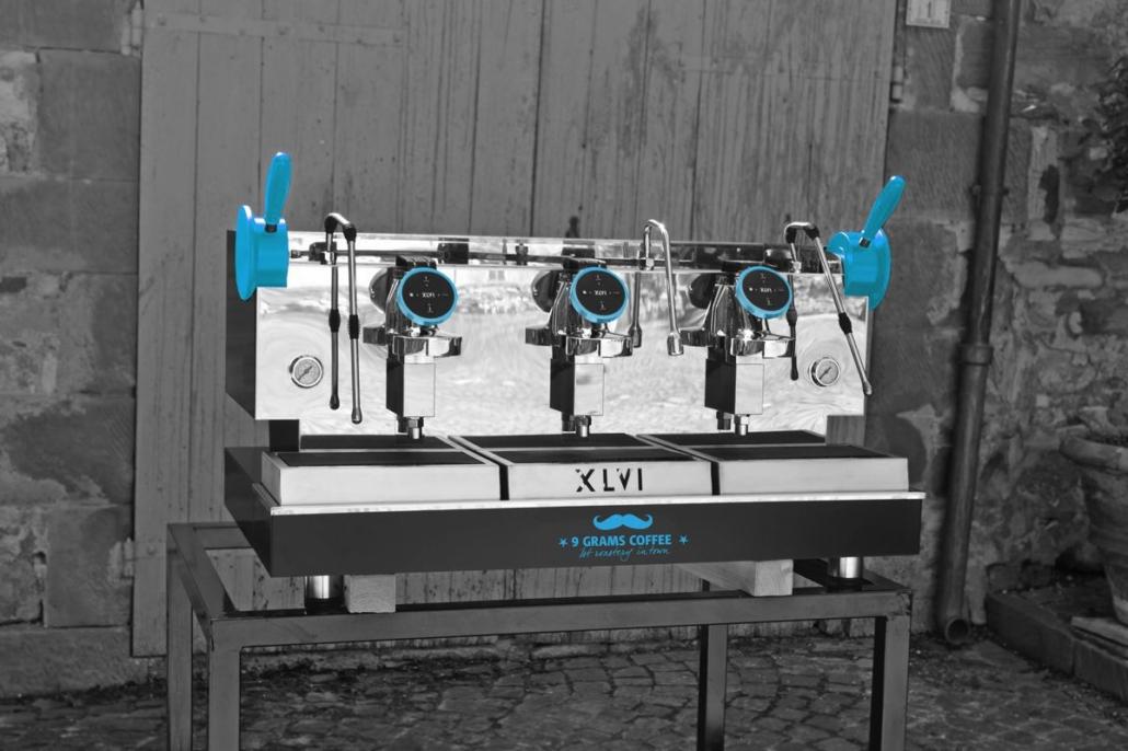 XLVI Steamhammer Blu