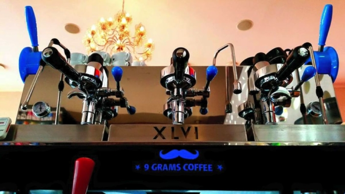 XLVI 9 Grams Coffee
