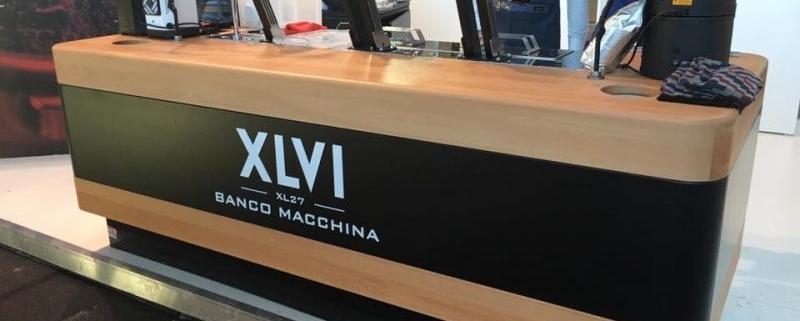 XLVI banco macchina XL27