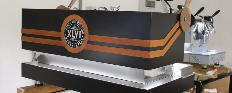 XLVI coffee machine