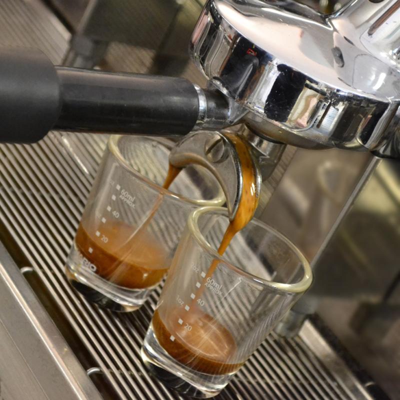 Estrazione Espresso