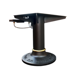 Iron basement for professional coffee machine