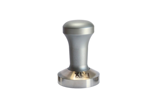 Gunmetal grey coffee press