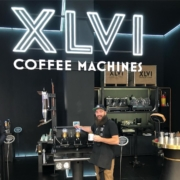 XLVI steam punk coffee maker Sigep 2019