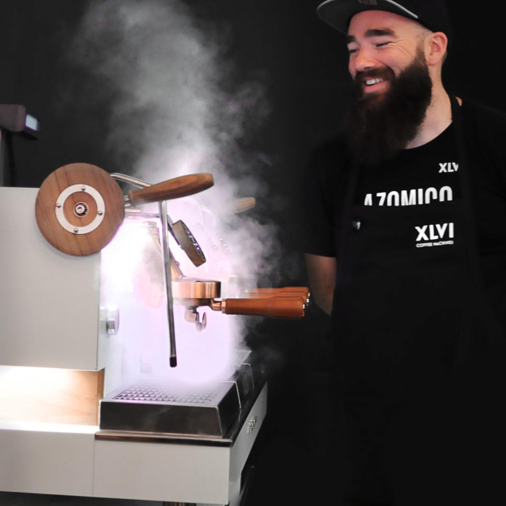 XLVI coffee maker Sigep 2019